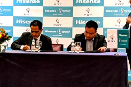 HISENSE MIDDLE EAST PARTNERS WITH FGT FZE TO STRATEGICALLY EXPAND ITS FOOTPRINT IN THE UAE TV MARKET